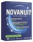 Acheter Novanuit Triple Action Comprimés B/30 à AURILLAC