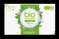 Nutrisanté Infusions Bio Tisane Verveine 20 Sachets à AURILLAC