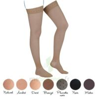 Venoflex Incognito Absolu 2 Bas Cuisse Femme Nude T4n à AURILLAC