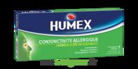 Humex Conjonctivite Allergique 2 %, Collyre En Solution En Récipient Unidose à AURILLAC