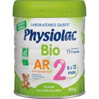 Physiolac Bio Ar 2 à AURILLAC