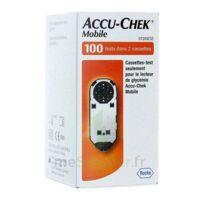 Accu-chek Mobile Cassettes B/2 X 50 à AURILLAC