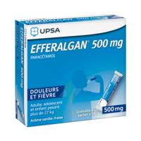 Efferalgan 500 Mg Glé En Sachet Sach/16 à AURILLAC