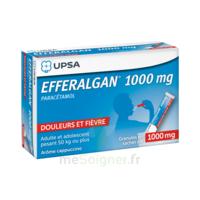 Efferalgan 1g Cappuccino Granules 8 Sachets à AURILLAC
