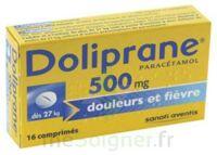 Doliprane 500 Mg Comprimés 2plq/8 (16) à AURILLAC