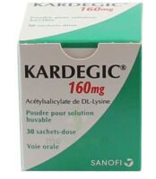 Kardegic 160 Mg, Poudre Pour Solution Buvable En Sachet à AURILLAC