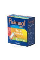 Fluimucil Expectorant Acetylcysteine 200 Mg Adultes Sans Sucre, Granulés Pour Solution Buvable En Sachet édulcorés à L'aspartam Et Au Sorbitol à AURILLAC