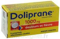 Doliprane 1000 Mg Comprimés Effervescents Sécables T/8 à AURILLAC