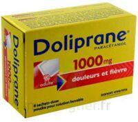 Doliprane 1000 Mg Poudre Pour Solution Buvable En Sachet-dose B/8 à AURILLAC