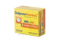 Dolipranevitaminec 500 Mg/150 Mg, Comprimé Effervescent à AURILLAC