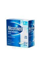 Nicotinell Menthe Fraicheur 2 Mg Sans Sucre, Gomme à Mâcher Médicamenteuse Plq/204 à AURILLAC