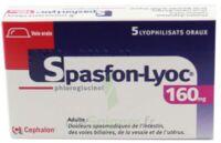Spasfon Lyoc 160 Mg, Lyophilisat Oral à AURILLAC