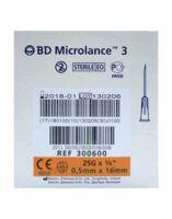 Bd Microlance 3, G25 5/8, 0,5 Mm X 16 Mm, Orange  à AURILLAC
