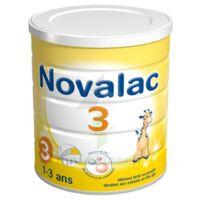 Novalac 3 Lait De Croissance B/800g à AURILLAC