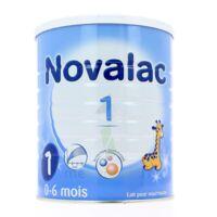 Novalac 1 Lait En Poudre 1er âge B /800g à AURILLAC