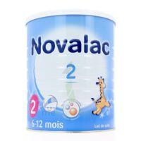 Novalac 2 Lait En Poudre 2ème âge B/800g* à AURILLAC