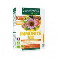Santarome Bio Immunité Solution Buvable 20 Ampoules/10ml à AURILLAC