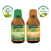 Ultradraine Bio Solution Buvable Thé Vert Citron Fl/500ml à AURILLAC