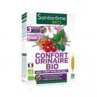 Santarome Bio Confort Urinaire Solution Buvable 20 Ampoules/10ml à AURILLAC