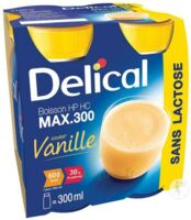 Delical Max 300 Sans Lactose, 300 Ml X 4 à AURILLAC