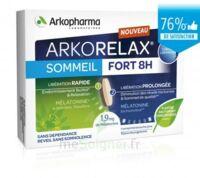 Arkorelax Sommeil Fort 8h Comprimés B/15 à AURILLAC