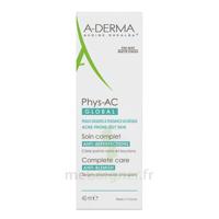 Aderma Phys'ac Global Soin Imperfection Sévères 40ml à AURILLAC