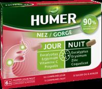 Humer Nez/gorge Jour&nuit 15 Comprimés à AURILLAC