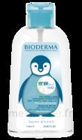 Abcderm H2o Solution Sans Rinçage Nettoyante Bébé Fl Pompe/1l à AURILLAC