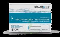 Granions Décontractant Musculaire Solution Buvable 2b/30 Ampoules/2ml à AURILLAC