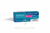 Aciclovir Mylan Pharma 5%, Crème à AURILLAC