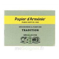 Papier D'arménie Traditionnel Feuille Triple à AURILLAC