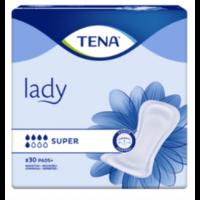 Tena Lady Protection Anatomique Adhésive Super Sachet/30 à AURILLAC