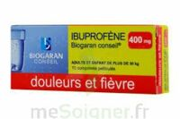 Ibuprofene Biogaran Conseil 400 Mg, Comprimé Pelliculé à AURILLAC