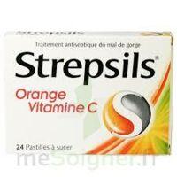 Strepsils Orange Vitamine C, Pastille à AURILLAC
