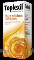 Toplexil 0,33 Mg/ml, Sirop 150ml à AURILLAC