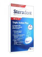 Steradent Triple Action, Tube 30, Bt 3 à AURILLAC