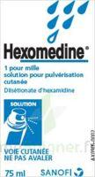 Hexomedine 1 Pour Mille, Solution Pour Pulvérisation Cutanée En Flacon Pressurisé à AURILLAC