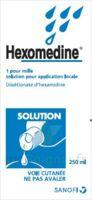 Hexomedine 1 Pour Mille S Appl Loc Fl/250ml à AURILLAC
