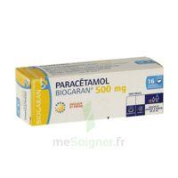 Paracetamol Biogaran 500 Mg, Comprimé Effervescent à AURILLAC