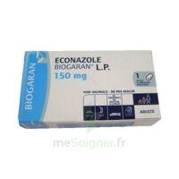 Econazole Biogaran L.p. 150 Mg, Ovule à Libération Prolongée à AURILLAC