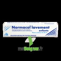 Normacol Lavement Enfants, Solution Rectale, Récipient Unidose à AURILLAC