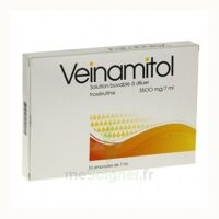 VEINAMITOL 3500 mg/7 ml, solution buvable à diluer à AURILLAC