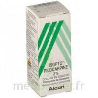 Isopto Pilocarpine 2 Pour Cent, Collyre à AURILLAC