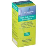 Chlorhexidine/chlorobutanol Biogaran Conseil 0,5 Ml/0,5 G Pour 100 Ml, Solution Pour Bain De Bouche Fl/200ml à AURILLAC