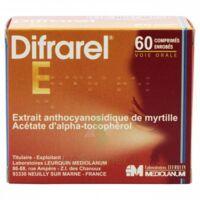 Difrarel E, Comprimé Enrobé Plq/60 à AURILLAC