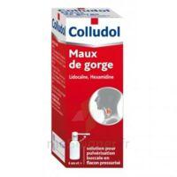 Colludol Solution Pour Pulvérisation Buccale En Flacon Pressurisé Fl/30 Ml + Embout Buccal