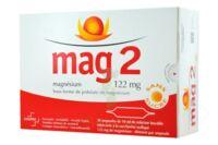 Mag 2 122 Mg S Buv En Ampoule Sans Sucre édulcoré à La Saccharine Sodique 30amp/10ml à AURILLAC
