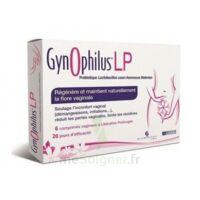 Gynophilus Lp Comprimés Vaginaux B/6 à AURILLAC