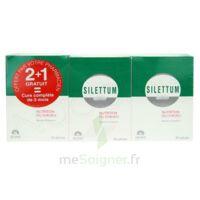 Silettum Nutrition Du Cheveu 60 X2 + 60 Offertes à AURILLAC