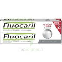Fluocaril Bi-fluoré 145 Mg Pâte Dentifrice Blancheur 2*75ml à AURILLAC